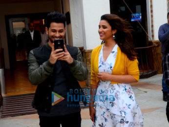 Promotion of 'Golmaal Again' with the cast at Sun N Sand Hotel