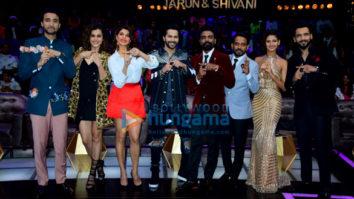 Promotion of 'Judwaa 2' on the sets of 'Dance+ Season 3' finale