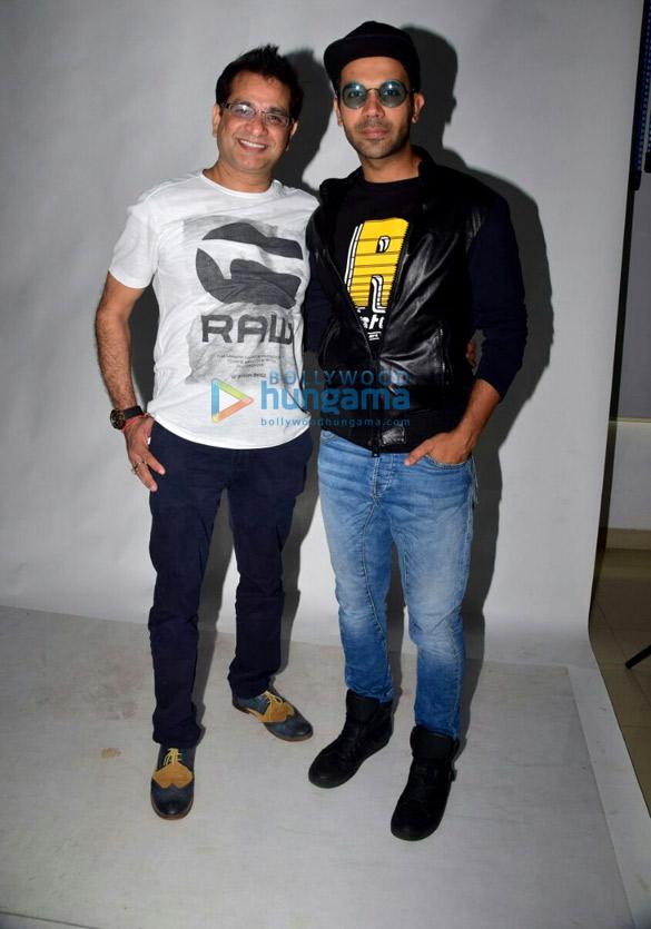 Rajkummar Rao and Kriti Kharbanda grace the launch of 'Shaadi Mein Zaroor Aana'