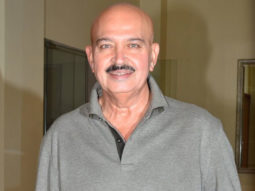 Rakesh Roshan takes up fitness lessons seriously and thanks his son Hrithik Roshan for it features