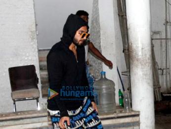 Ranveer Singh snapped at his grandparents house