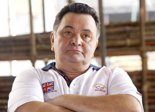 Rishi Kapoor clarifies that