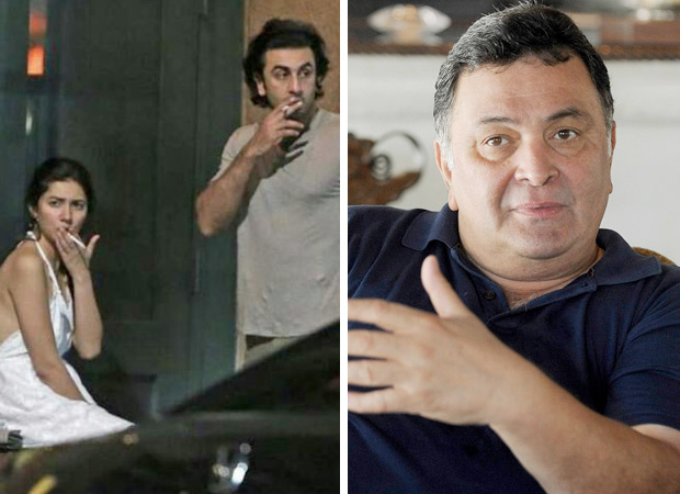 Rishi Kapoor reacts to Ranbir Kapoor - Mahira Khan's leaked New York pictures - Bollywood Hungama