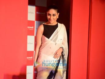 Kareena Kapoor Khan graces the launch of Honeywell air purifiers in Delhi