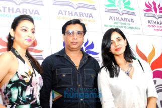 Screening of Madhur Bhandarkar's Indu Sarkar at the Atharva Film Institute of Film and Television