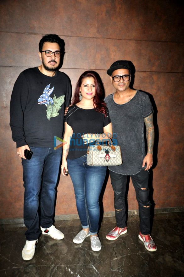 Special screening of 'Shubh Mangal Saavdhan'
