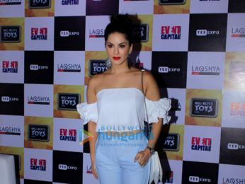 Sunny Leone at 'Big Boys Toys Expo'