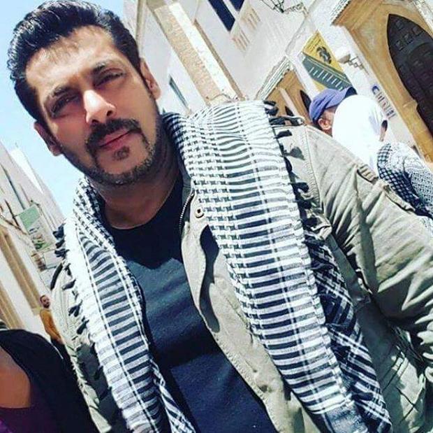 Tiger Zinda Hai Salman Khan wraps up Abu Dhabi schedule news