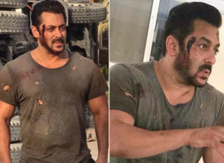 Tiger Zinda Hai Salman Khan's bruised look proves he is ready to enthrall the audience with breathtaking action sequences (1)