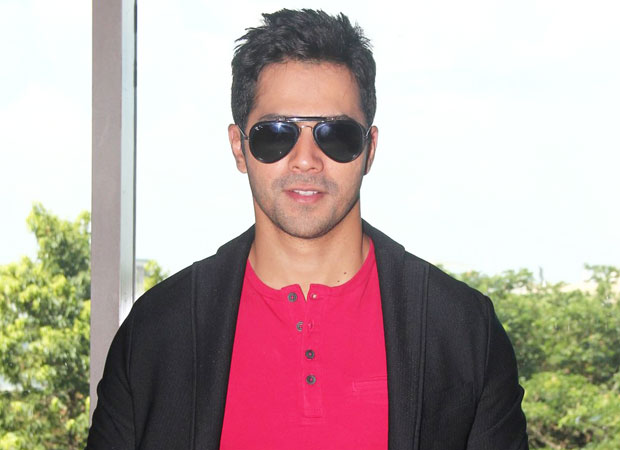 Varun Dhawan October