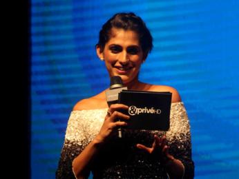 Vidya Balan, Vishal Bhardwaj, and Konkona Sen Sharma grace the launch of the channel &PriveHD