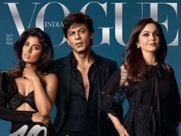 Shahrukh Khan On The Cover Of Vogue