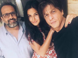 WOW! Katrina Kaif kickstarts shooting for Shah Rukh Khan and Aanand L Rai's dwarf film!