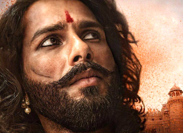 WOW! Shahid Kapoor looks rough-and-tough in first look of Padmavati