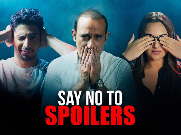 'Say No To Spoilers' say Ittefaq stars Sidharth Malhotra and Akshaye Khanna in this cool new campaign