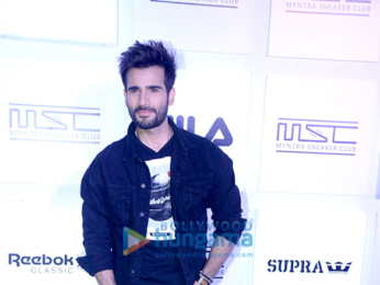 Celebs snapped at a sporting event held at Sucasa