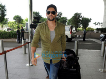 Vaani Kapoor, Shruti Haasan and Aftab Shivdasani spotted at the airport
