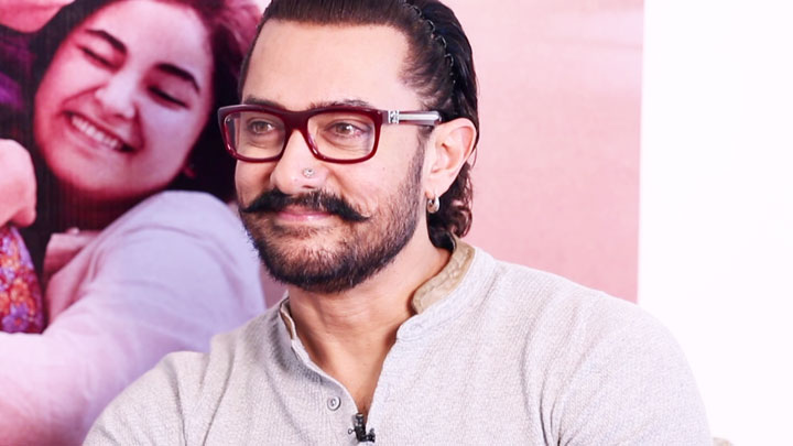 Aamir Khan's SPECIAL Heart Warming Message For His Fans Secret Superstar Twitter Fan Questions