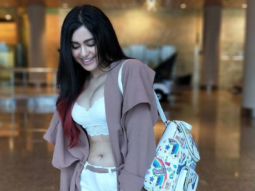 Adah Sharma dons a sultry airport look-1