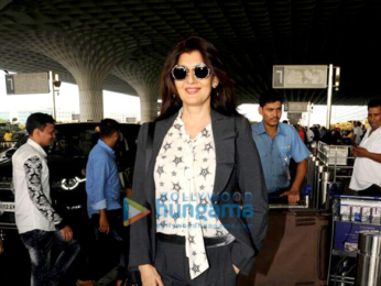 Ajay Devgn, Kajol and others snapped at the airport
