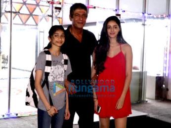 Alia Bhatt and Sidharth Malhotra snapped at Sanjay Kapoor's birthday bash