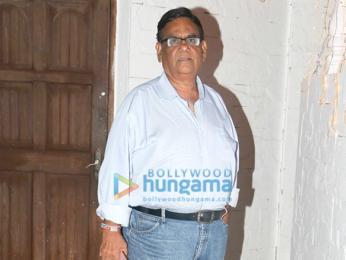 Anil Kapoor, Karan Johar snapped attending a priavte Diwali bash