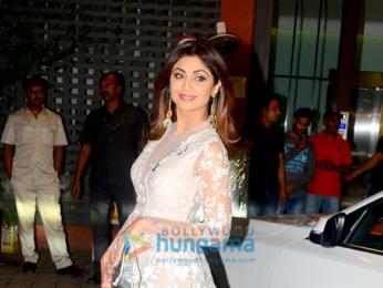 Arpita Khan's Diwali party