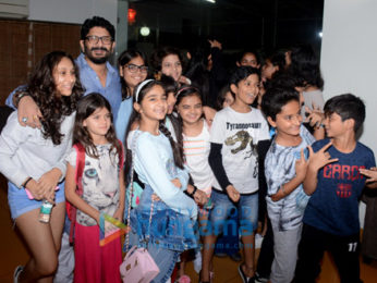 Arshad Warsi at 'Golmaal Again' screening