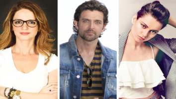 BREAKING It was Sussanne Khan who urged Hrithik Roshan to speak out on Kangana Ranaut