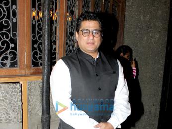 Bollywood stars at Siddharth P Malhotra's bash