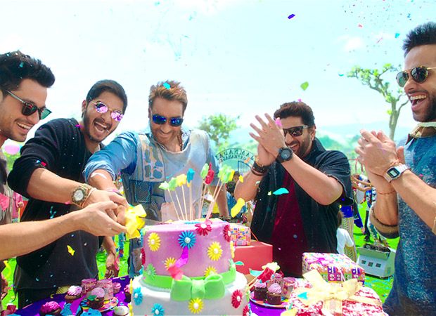 Box Office Golmaal Again collects 5.93 mil. USD [Rs. 38.53 cr] in overseas