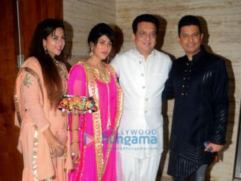 Celebs grace Bhushan Kumar's Diwali party