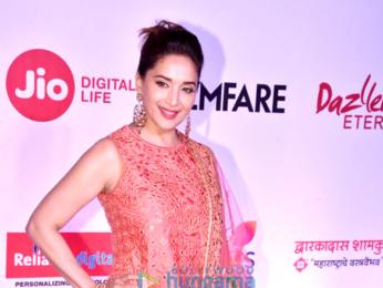 Celebs grace the Filmfare Marathi Awards