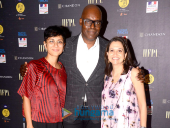 Celebs greace the HFPA Chandon event at Jio Mami