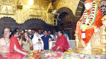Check out Kapil Sharma visits the Shirdi Sai Baba Temple