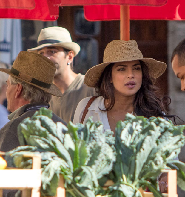 Check out Priyanka Chopra makes stunning style statement on the sets of Quantico season 3 in Italy