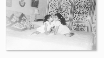 Check out Sonam Kapoor showers love on sister Rhea Kapoor with a cute photo from childhood