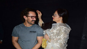 DON'T MISS Rekha's heartfelt reaction after watching Aamir Khan-starrer Secret Superstar