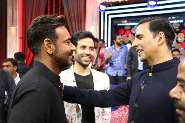 Did Ajay Devgn and Akshay Kumar TALK about BATTLE OF SARAGARHI when they met Here's the inside scoop-1