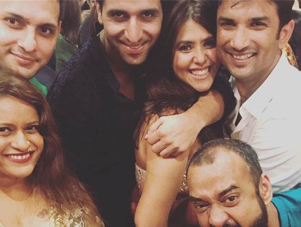 Ekta Kapoor's Diwali party 2017-6
