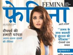 Aishwarya Rai Bachchan On The Cover Of Femina