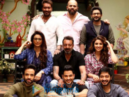 On The Sets Of The Movie Golmaal Again