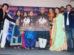 Gulzar, Pankaj Udhas, Mitali Singh and others at 'Dil Peer Hai' album launch