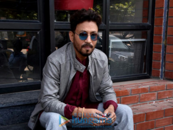Irrfan Khan goes on a coffee date as part of 'Qarib Qarib Singlle' promotions