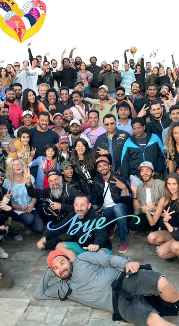 It's a wrap for Salman Khan and Katrina Kaif starrer Tiger Zinda Hai in Greece (5)