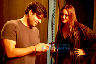 On The Sets Of The Movie Ittefaq