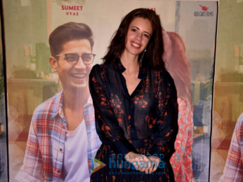 Kalki Koechlin and Sumeet Vyas promotes 'Ribbon'