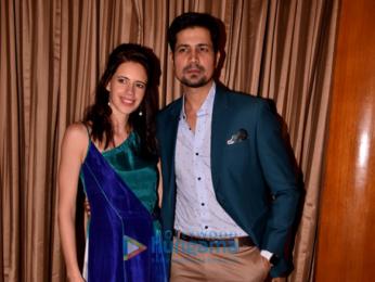 Kalki Koechlin and Sumeet Vyas snapped promoting 'Ribbon'