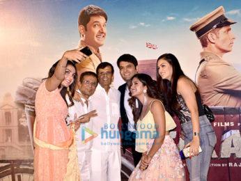 Kapil Sharma at the trailer launch of 'Firangi'