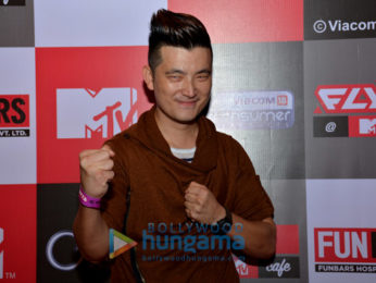 Launch party of FLYP@MTV Cafe